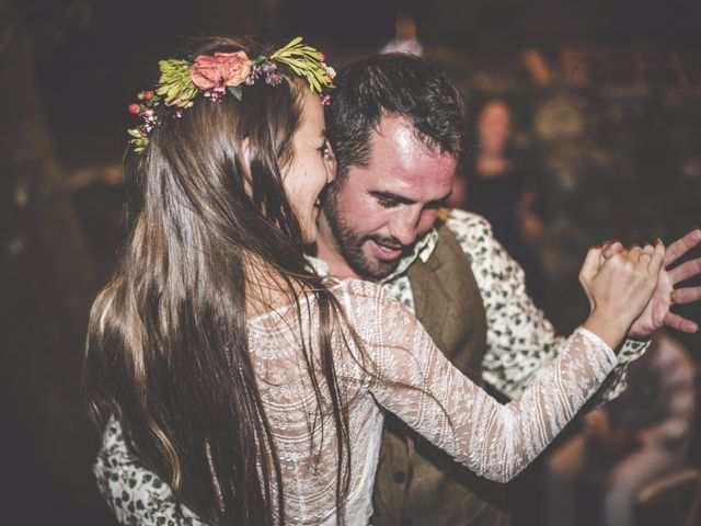 La boda de Danny y Jelena en Oia, Pontevedra 53
