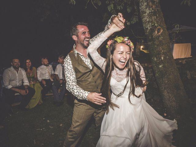 La boda de Danny y Jelena en Oia, Pontevedra 54