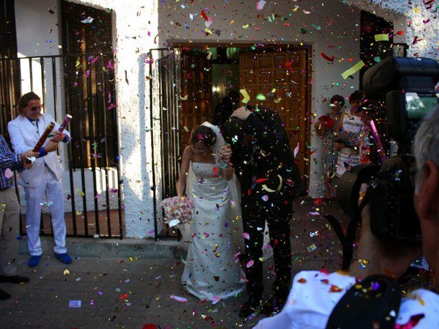 La boda de Alejandro y Inmaculada en Tomelloso, Ciudad Real 4