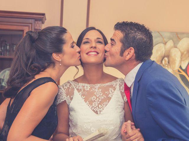 La boda de Pablo y María en Mérida, Badajoz 18