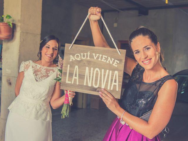 La boda de Pablo y María en Mérida, Badajoz 20