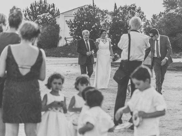 La boda de Pablo y María en Mérida, Badajoz 22