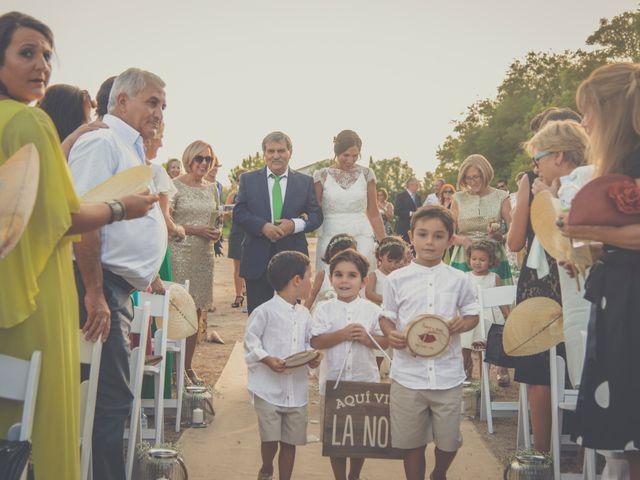 La boda de Pablo y María en Mérida, Badajoz 23