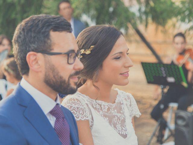La boda de Pablo y María en Mérida, Badajoz 24