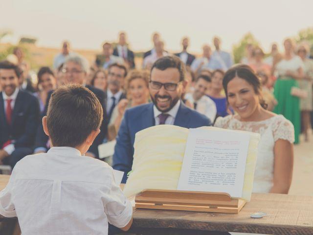 La boda de Pablo y María en Mérida, Badajoz 27