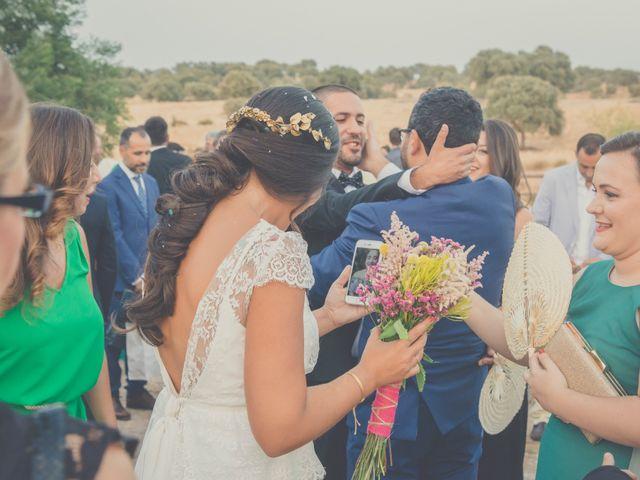 La boda de Pablo y María en Mérida, Badajoz 34
