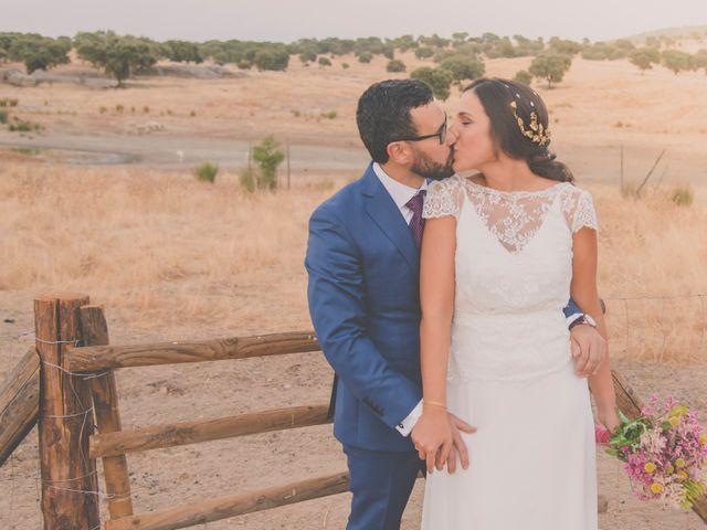La boda de Pablo y María en Mérida, Badajoz 35