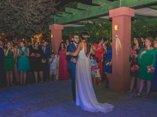 La boda de Pablo y María en Mérida, Badajoz 44