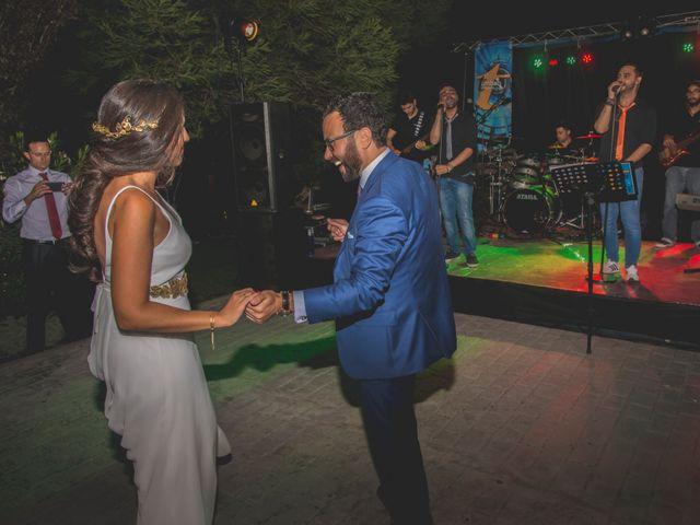 La boda de Pablo y María en Mérida, Badajoz 45