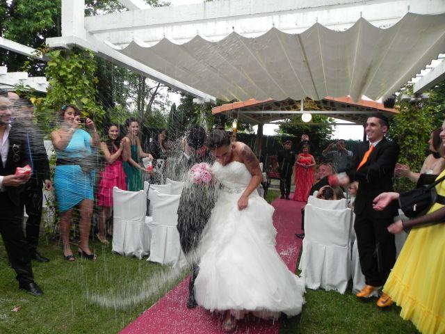 La boda de David y Joana