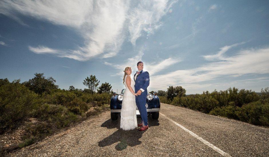 La boda de Sonja y Ivan en Villaverde De Justel, Zamora