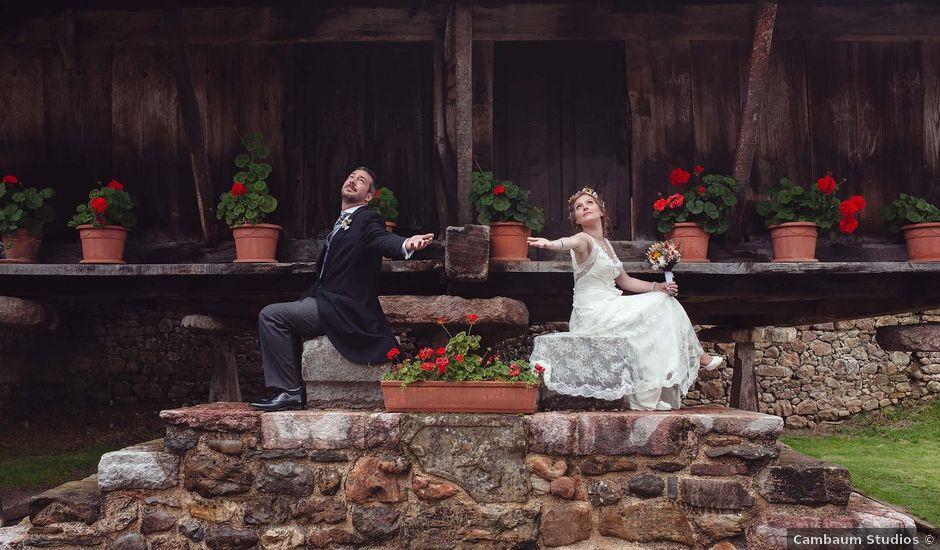 La boda de Javier y Carol en Cereceda (Villamayor), Asturias