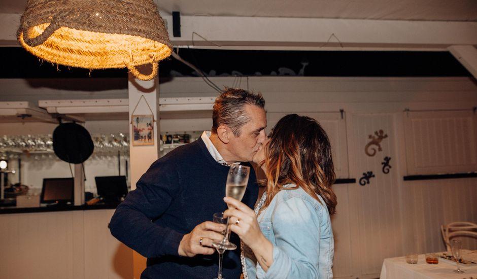 La boda de Cesar y Nuria en Castelldefels, Barcelona