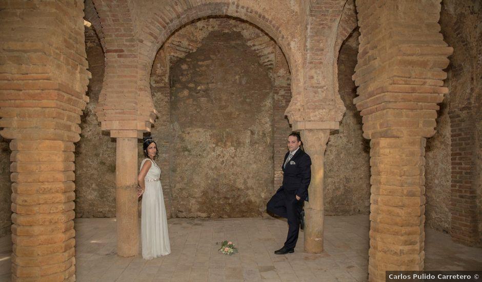 La boda de Fernando y Vanesa en Ronda, Málaga