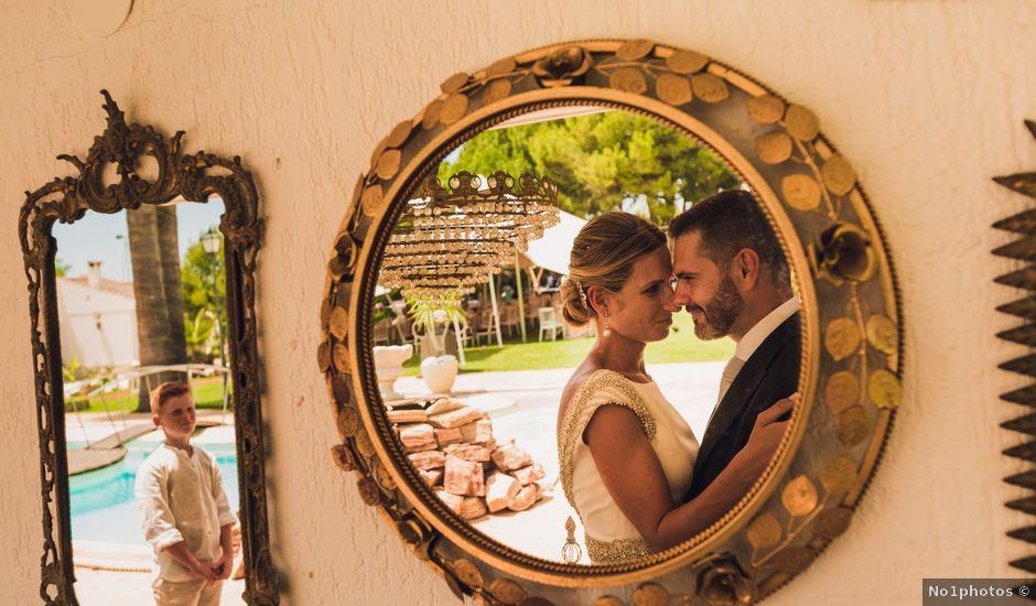 La boda de Ricardo y Lucia en Partida El Salt (Muchamiel), Alicante