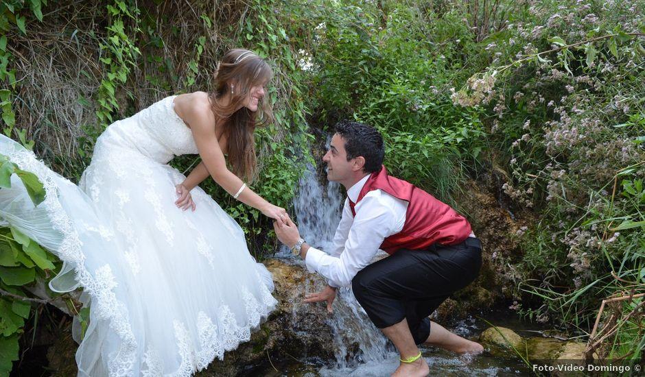 La boda de Alfonso y Isabel en Manzanares, Ciudad Real