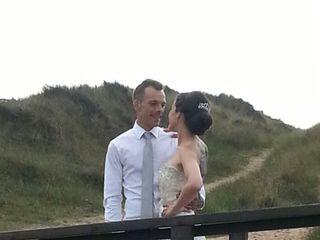 La boda de Iris  y Oliver