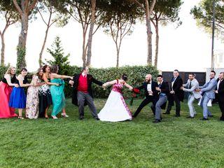La boda de Zaida y Raul