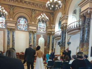 La boda de Edurne y Iñaki 3