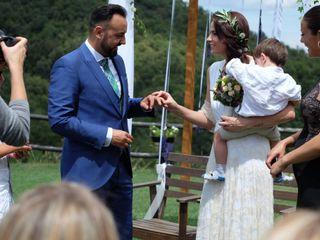 La boda de Tania y Ivan