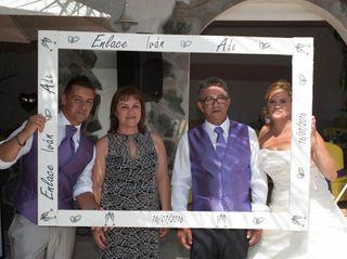 La boda de Iván y Adelaida 1