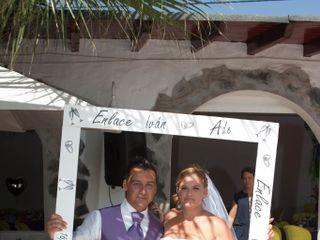 La boda de Iván y Adelaida 2
