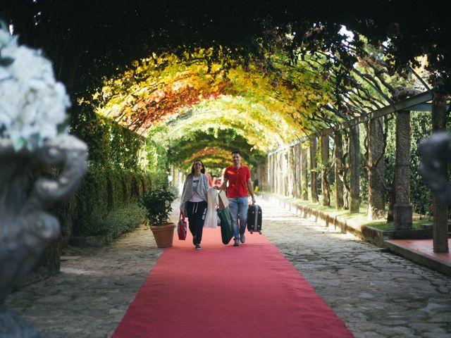 La boda de Pablo y Laura en Redondela, Pontevedra 1