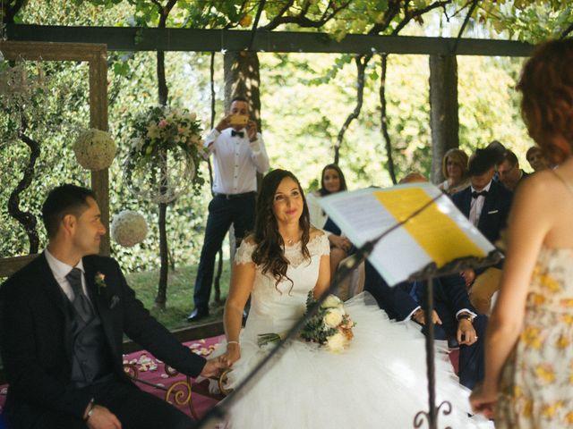 La boda de Pablo y Laura en Redondela, Pontevedra 34