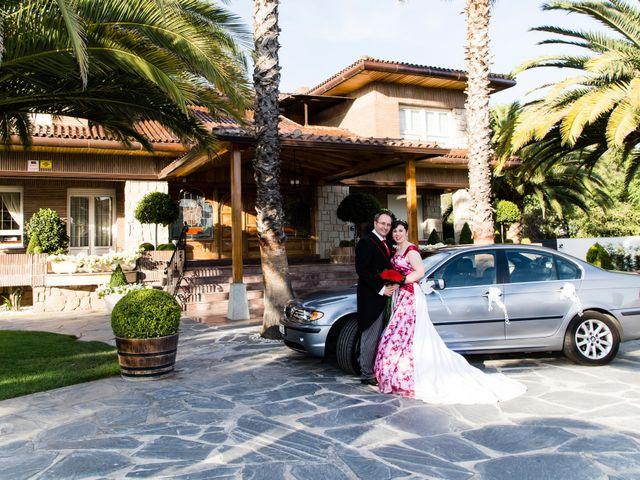 La boda de Raul y Zaida en Cubas De La Sagra, Madrid 2