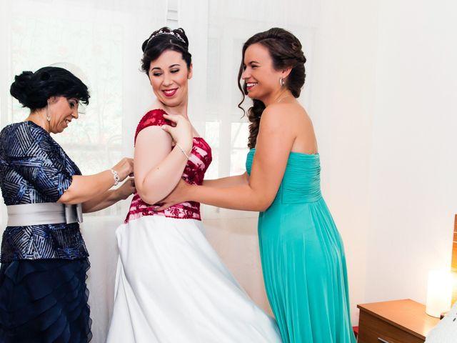 La boda de Raul y Zaida en Cubas De La Sagra, Madrid 3