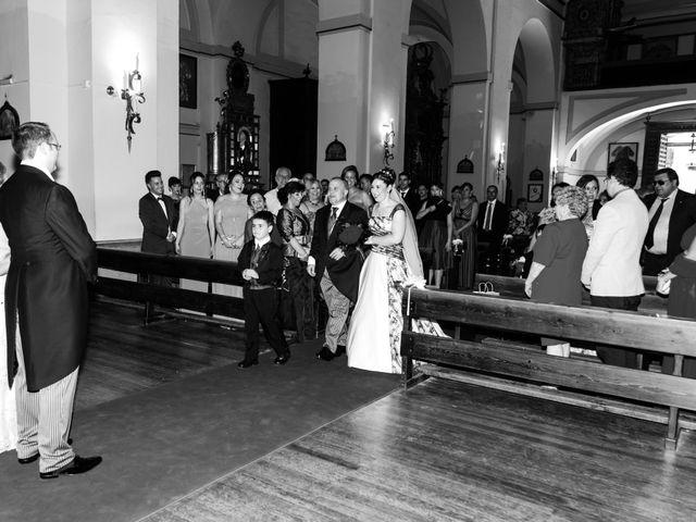 La boda de Raul y Zaida en Cubas De La Sagra, Madrid 6