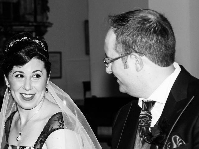 La boda de Raul y Zaida en Cubas De La Sagra, Madrid 7