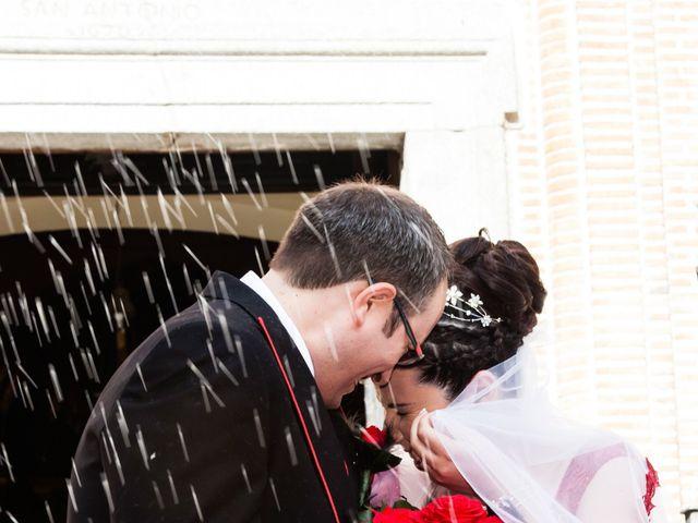 La boda de Raul y Zaida en Cubas De La Sagra, Madrid 9