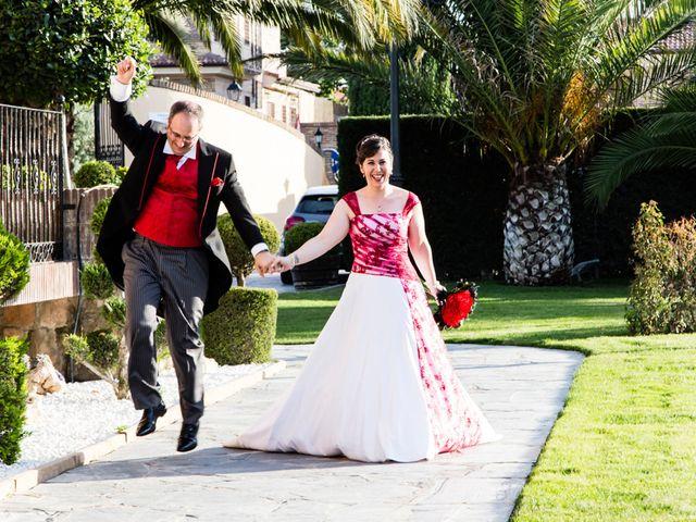 La boda de Raul y Zaida en Cubas De La Sagra, Madrid 10