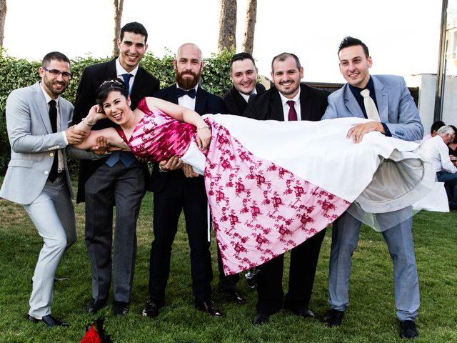 La boda de Raul y Zaida en Cubas De La Sagra, Madrid 12