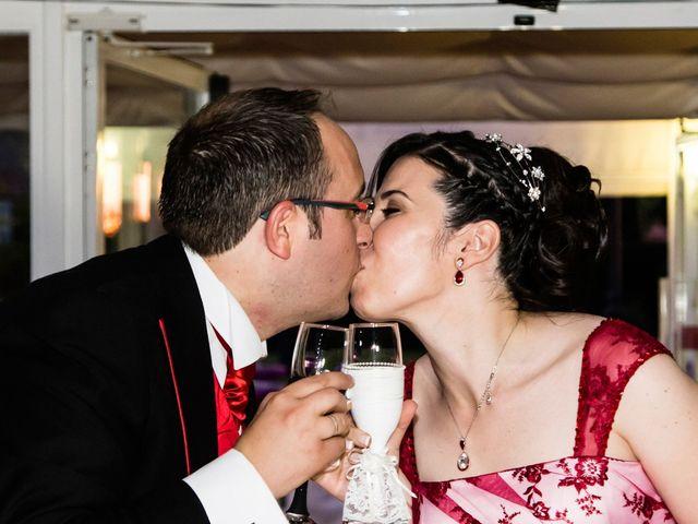 La boda de Raul y Zaida en Cubas De La Sagra, Madrid 15