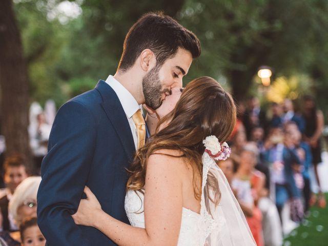 La boda de Sheila y Raúl