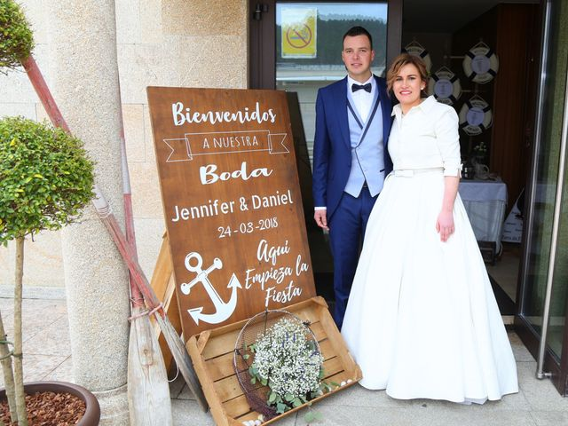 La boda de Dani y Jenny en A Guarda, Pontevedra 4