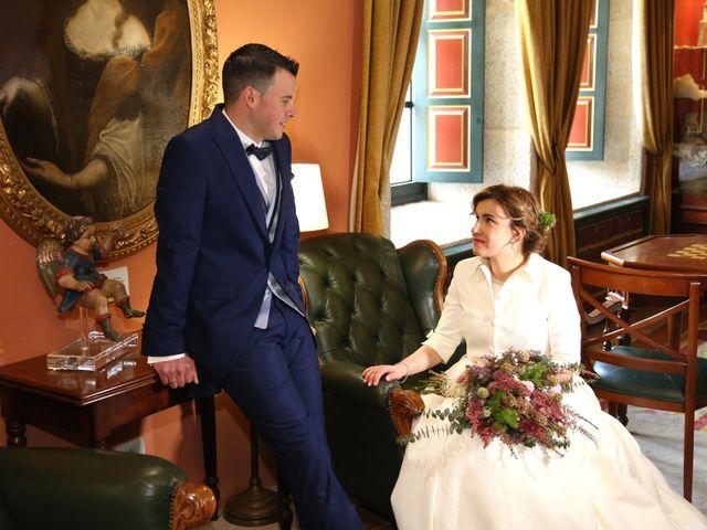 La boda de Dani y Jenny en A Guarda, Pontevedra 9