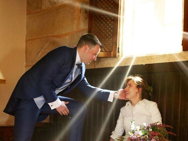 La boda de Dani y Jenny en A Guarda, Pontevedra 10