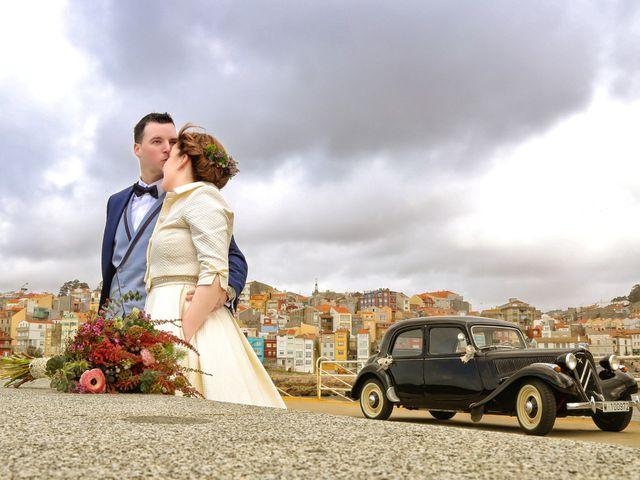 La boda de Dani y Jenny en A Guarda, Pontevedra 11