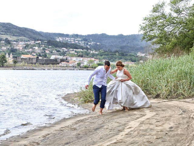La boda de Dani y Jenny en A Guarda, Pontevedra 14