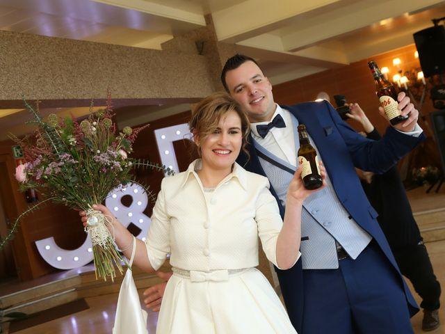 La boda de Jenny y Dani
