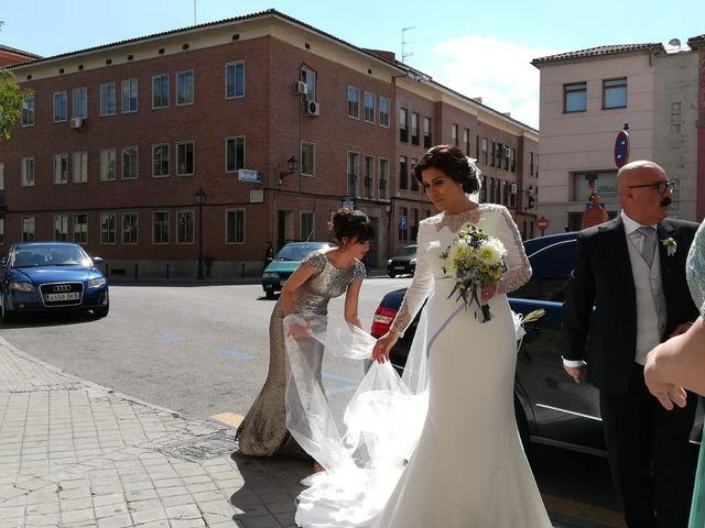 La boda de Mónica Jiménez Martín y Joaquin Hernández Soleto en Talavera De La Reina, Toledo 2