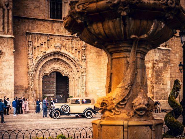La boda de Pedro y Amparo en Valdepeñas, Ciudad Real 41
