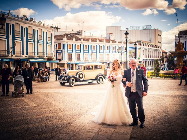 La boda de Pedro y Amparo en Valdepeñas, Ciudad Real 50