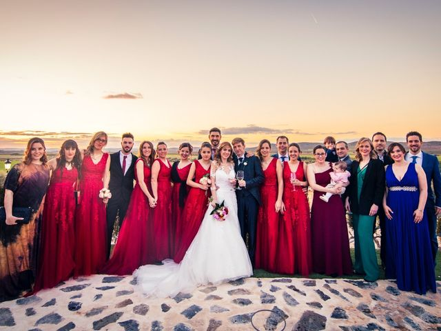 La boda de Pedro y Amparo en Valdepeñas, Ciudad Real 103