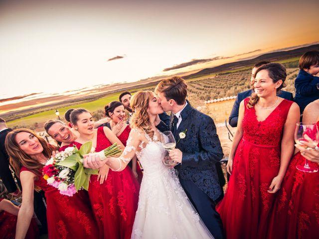 La boda de Pedro y Amparo en Valdepeñas, Ciudad Real 104