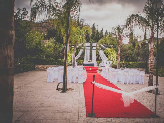La boda de Francisco y Raquel en Málaga, Málaga 2