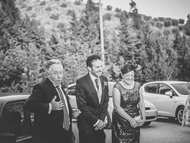 La boda de Francisco y Raquel en Málaga, Málaga 15